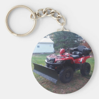 King Quad Keychain