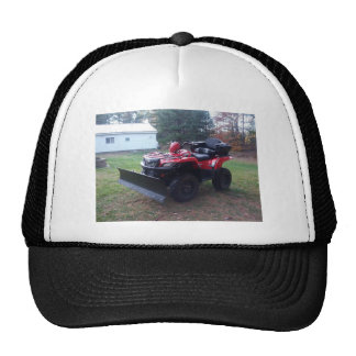 King Quad Trucker Hat