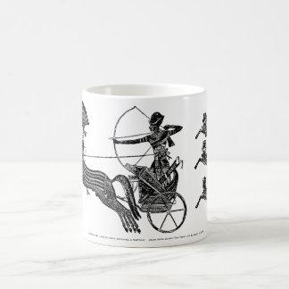King Ramesses n Sons Classic Vintage Art Tea Mug