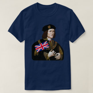King Richard III Loves Leicester - Union Jack T-Shirt