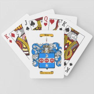 King (Scottish) Playing Cards