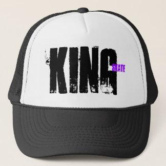 King, Skate Trucker Hat