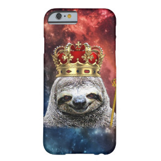King sloth in space barely there iPhone 6 case