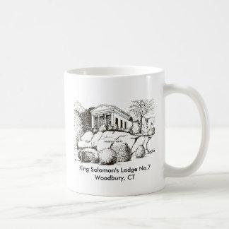 King Solomon's Lodge No.7 Mug