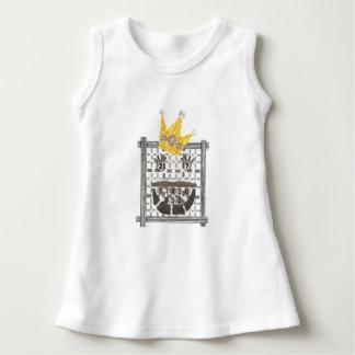 King Sudoku Baby Dress