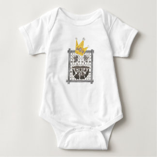 King Sudoku Babygro Baby Bodysuit