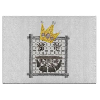 King Sudoku Chopping Board