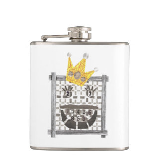King Sudoku Flask