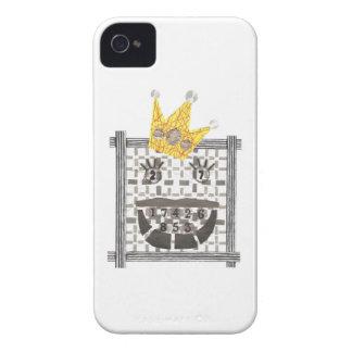 King Sudoku I-Phone 4 Case