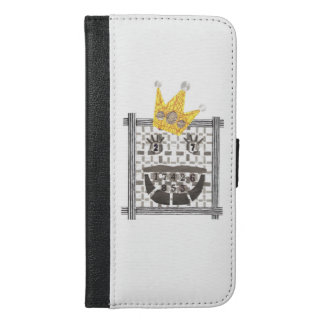 King Sudoku I-Phone 6/6s Plus Wallet Case
