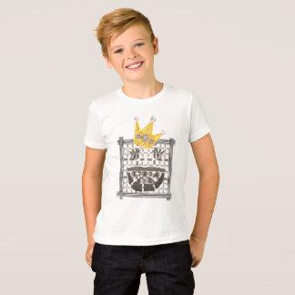 King Sudoku Kid's T-Shirt
