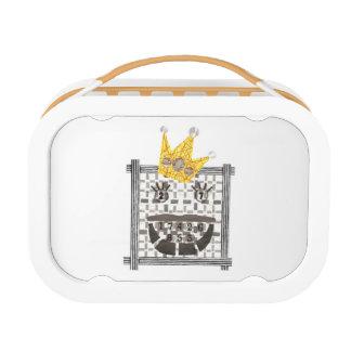 King Sudoku Lunchbox
