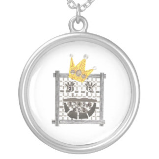 King Sudoku Necklace