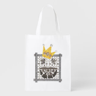 King Sudoku Reusable Bag