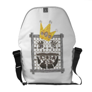 King Sudoku Rusksack Commuter Bag