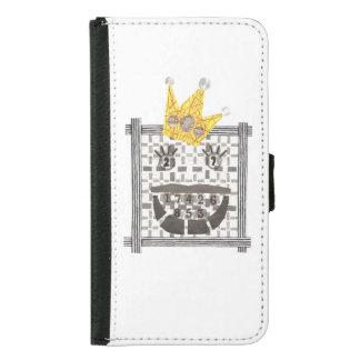 King Sudoku Samsung Galaxy S5 Wallet Case