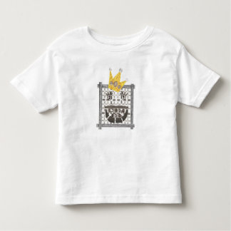 King Sudoku Toddler T-Shirt