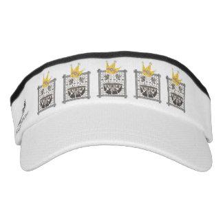 King Sudoku Visor Hat