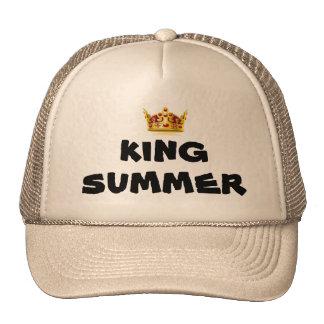 king summer trucker hat