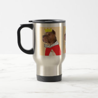 King Taz Travel Mug