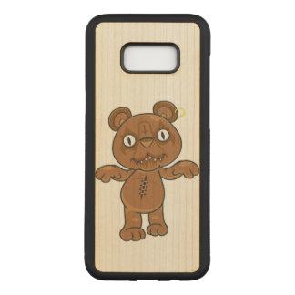 King Teddy Carved Samsung Galaxy S8+ Case