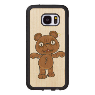 King Teddy Wood Samsung Galaxy S7 Case