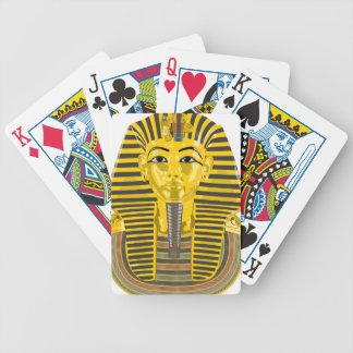 King Tut Bicycle Playing Cards