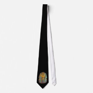 King Tut Black Tie