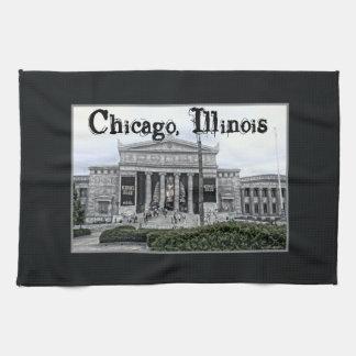 King Tut Chicago Kitchen Towel