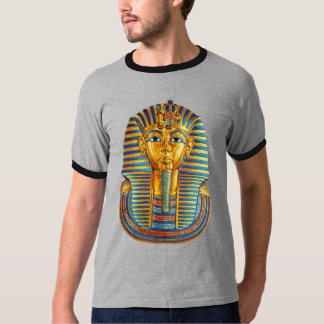 King Tut Dark Ringer T-Shirt