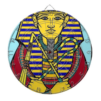 king tut dartboard