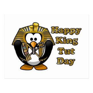 King Tut Day Postcard