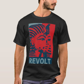 King Tut - Egyptian Revoltion 2011 T-Shirt