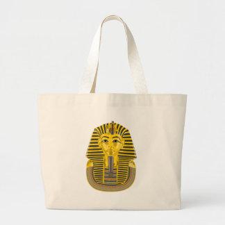 King Tut Large Tote Bag