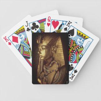 King tut poker deck