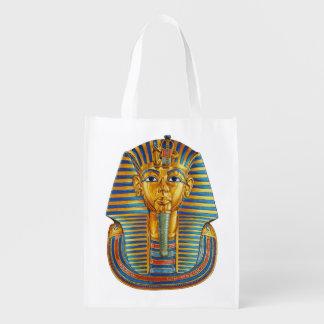 King Tut Reusable Grocery Bag