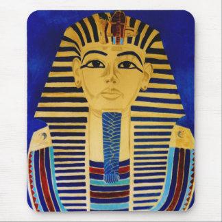 King Tut Tutankhamun Ancient Egypt Art MousePad