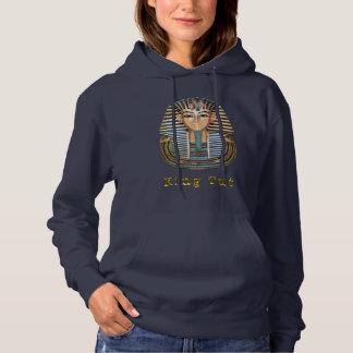 King tut woman's Black t-shirt
