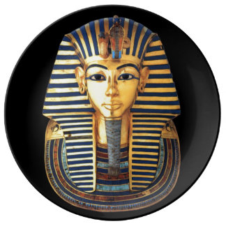 King Tutankhamun, Gold Mask Plate