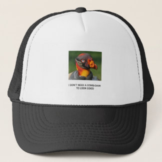 King Vulture - Interesting Character Trucker Hat