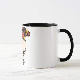 King Vulture Mug