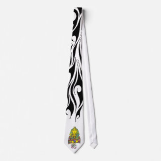 King With Eye of RA Tie