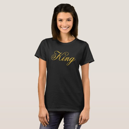 King Women's Basic T-Shirt