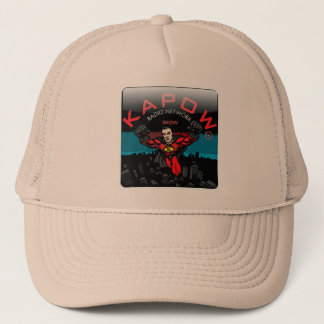 Kingdom Against Powers of Wickedness Trucker Hat