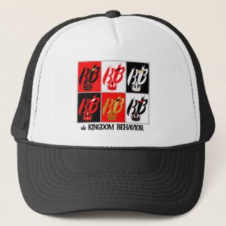 Kingdom Behavior Full Card Deck Tee Trucker Hat