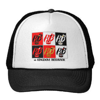 Kingdom Behavior Full Card Deck Tee Trucker Hat