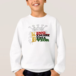 Kingdom Behavoir Lion Apparel Sweatshirt