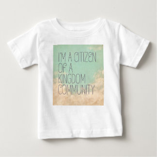 Kingdom Citizen Baby T-Shirt