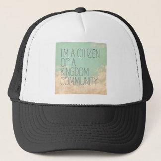 Kingdom Citizen Trucker Hat