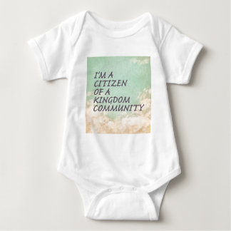Kingdom Community Baby Bodysuit